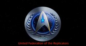 Federation of Replicators
