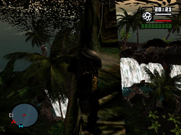 Predator Island with ENB FINAL
