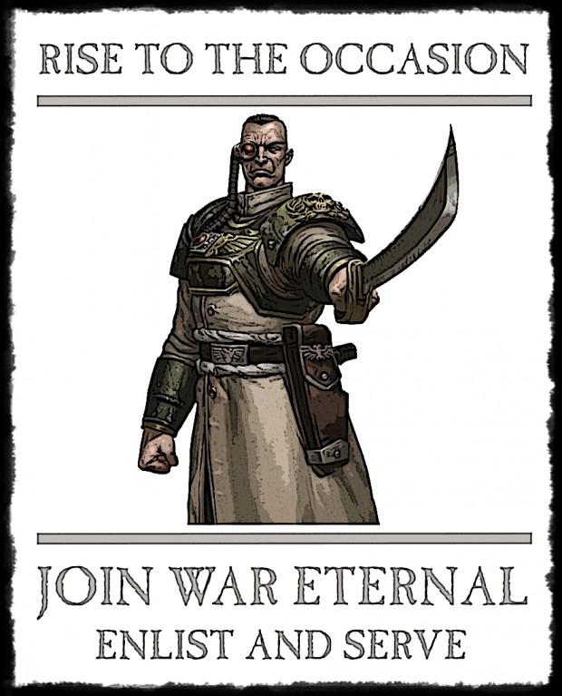 War Eternal calls
