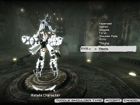 Online mod character customized