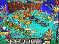 Monster Legends island #1