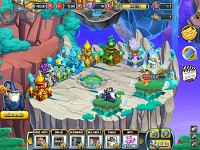 Monster Legends island #3