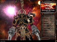 DOW SS Galaxy in Fire mod Chaos Lord