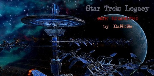 Star Trek Legacy New Beginning