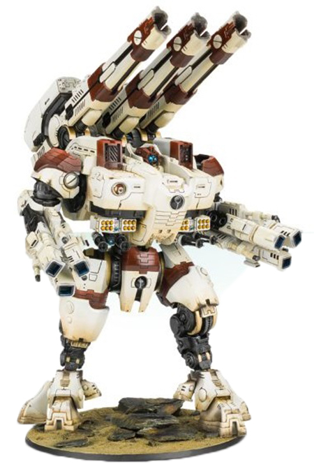 Tau KX-139 Taunar Supremacy Armour