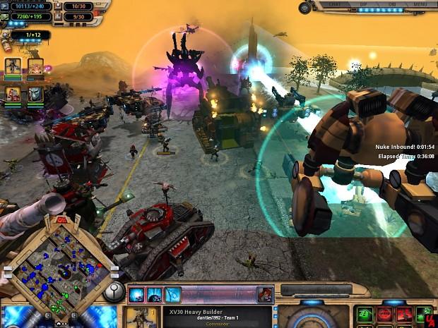 Soulstorm Alliance of 3