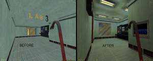 Testing Facility : before-after #1