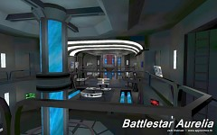 Battlestar Aurelia - Engineering