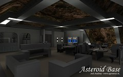 Asteroid Base - Release THREE