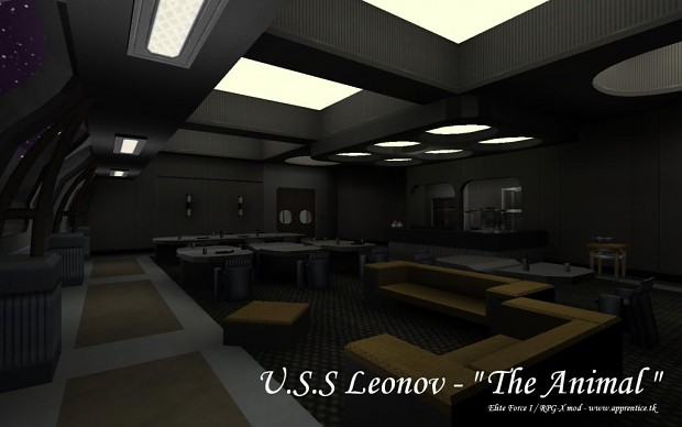 "U.S.S Leonov - ""The Animal"""