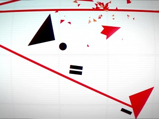 SUPERHOT Title Sequence