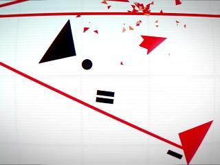 SUPERHOT Title Sequence