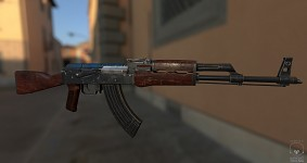 Alternate Ak render