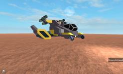 Dragonfly LHV