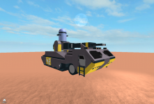 Railgun Platform