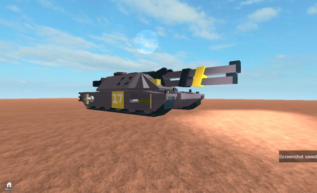 Goliath Main Battle Tank