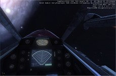 Viper MkII cockpit ingame