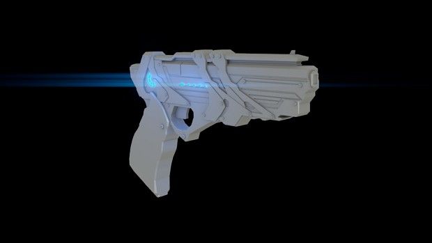 Bounty Hunter Pistol