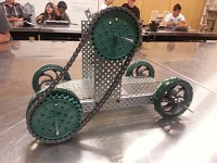 What our group built in engineering for Project #2