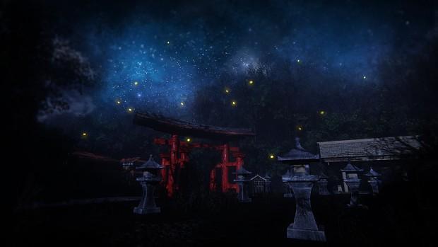 Japanese Scene CryEngine3 Render