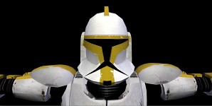 "321 Star Corps Trooper Variant ""Galle"""