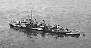 The USS William D. Porter (DD-579)