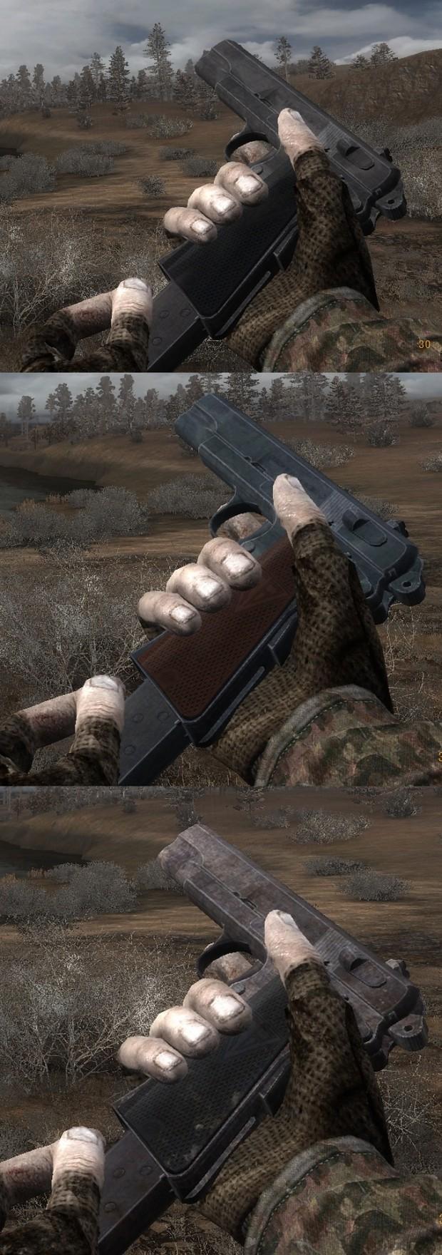Vis pistol