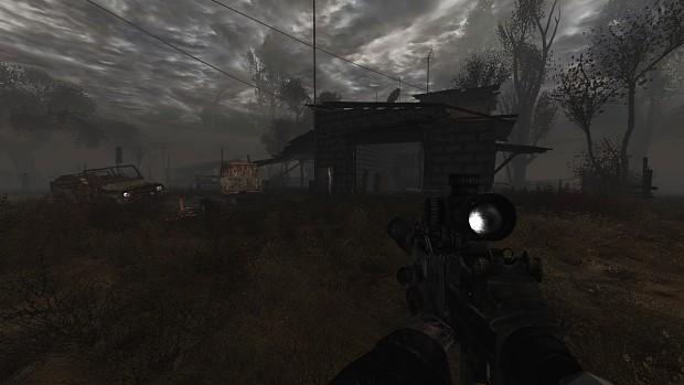 "Retex for the M21 ""Warfare"" from DMX"