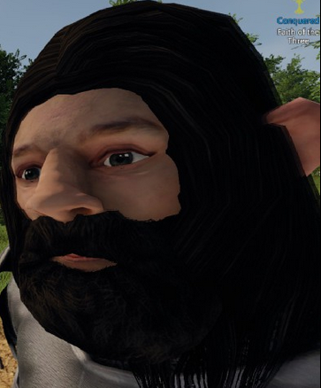 Jeeves the Handsome Dwarf