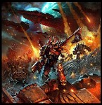 WARHAMMER 40,000 DAWN OF WAR ARTS