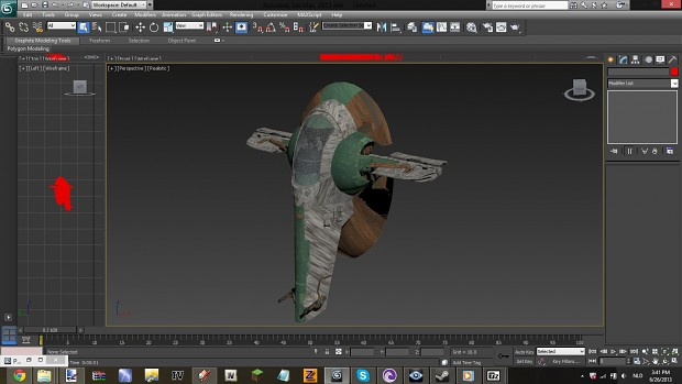 Slave1 3ds model with textures