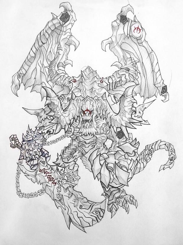 War chaos form image - Horseman(War) - Mod DB