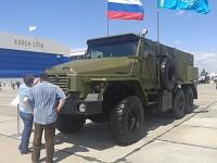 KADEX/// Armored Ural