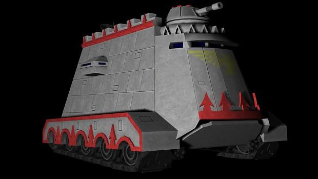 New Capitol Imperialis model