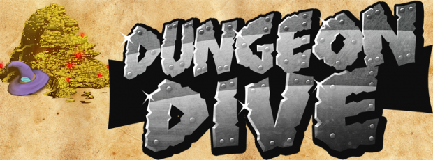 Dungeon Dive Logo