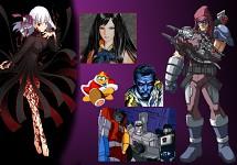Sakura's Favorite Characters!