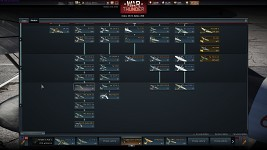 War Thunder German Tree COMPLETE!