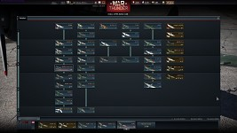 My Japanese War Thunder Tree.