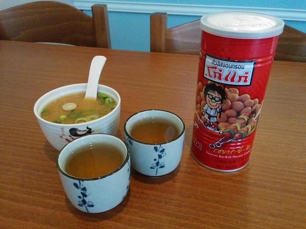 Tea and Miso