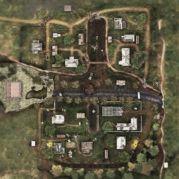Multiplayer Mini Maps