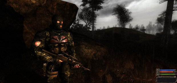 Duty in dark valley