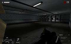 RPD ported from Contagion to ZPS. Shooting range