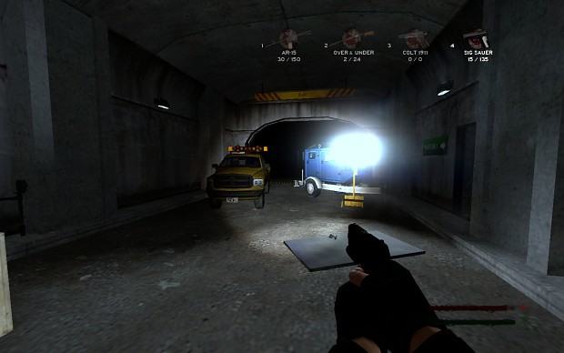 Subway Ported to Contagion