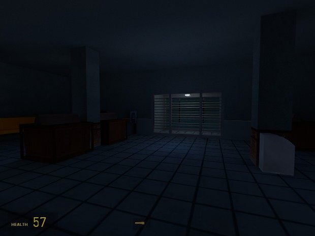 Source Engine recreation of Police Station from Resident Evil 1.5