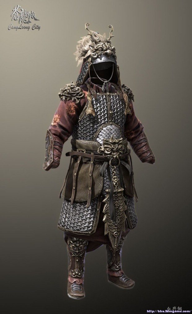 Chinese Lion-head armor image - zhxhrzs1 - Mod DB Medieval Knights Armor