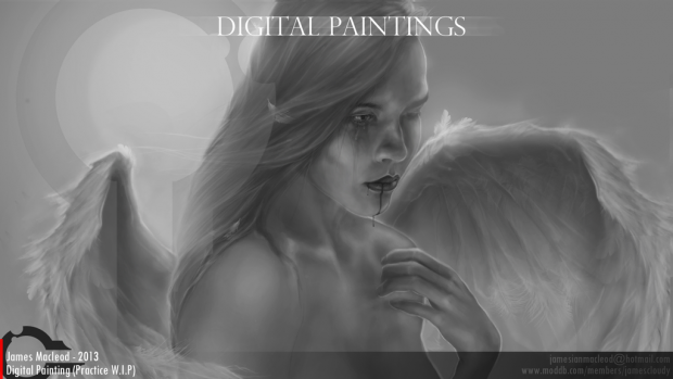 Fallen Angel - Unfinished W.I.P