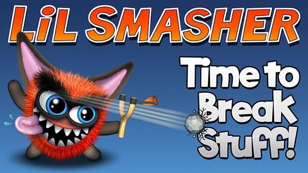 Lil Smasher Promo Art