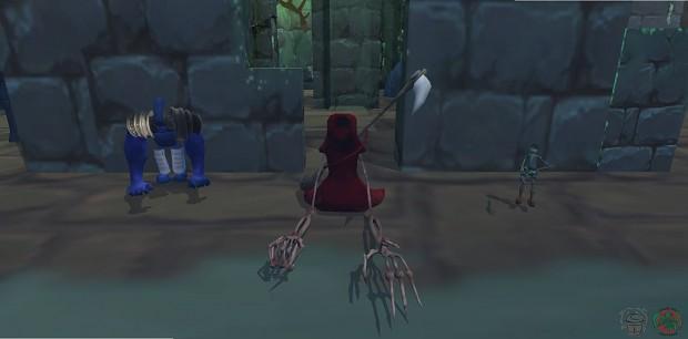 Squid God Assault Squad 0.9 Release Images
