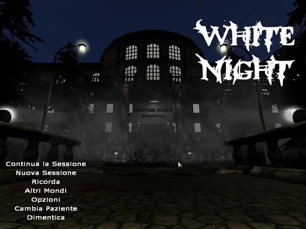 Amnesia White Night Italian Translation