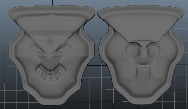 Random Masks